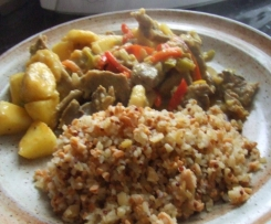 Curry express aux fruits