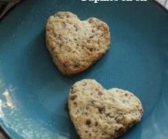 Cookies sans oeufs (spécial allergiques à l'oeuf)