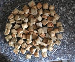 Biscuits pour chien au poulet
