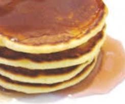 Pancakes extras