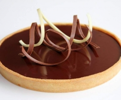 Succulente tarte au chocolat