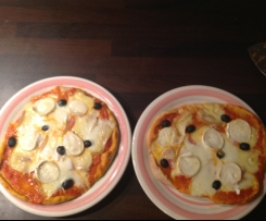 Pizza 3 fromages