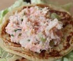 rillettes de saumon au poivre vert