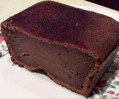 Gâteau au pain sec ou rassis