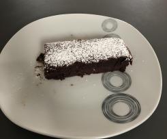 Brownie vegan banane chocolat