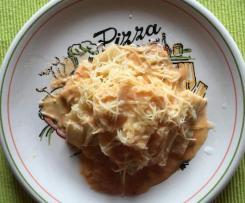Blettes à la tomate et fromage de chèvre (variante)