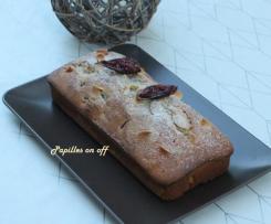 Cake aux figues fraîches et amandes