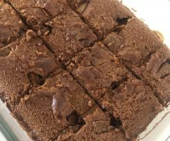 Brownie Nutella Kinder maxi