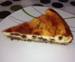 Cheesecake façon stacciatella