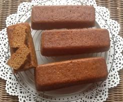 Quatre petits pains d'épices à offrir