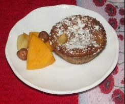 Petits Moelleux Butternut et pommes