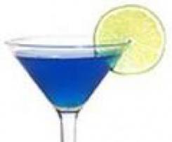 BLUE LAGON - boisson alcoolisée