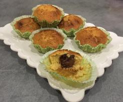 Muffins Coco-Nutella