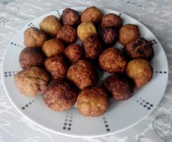 FALAFELS (boulettes de pois chiche)