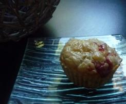 Muffins salés mozzarella, poivrons marinés ou version cupcakes