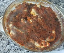 Sardines à la sauce tomate