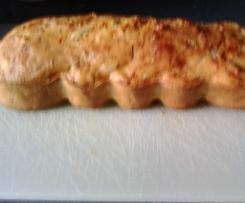 Cake saumon herbe de provence