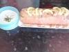 Bûche aux deux saumons