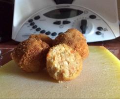 Croquettes jambon légumes