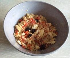Salade de boulgour