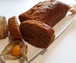 pain d'épices pur miel