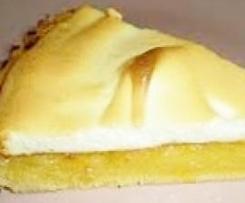 Tarte au Citron Meringuée (version allégée)