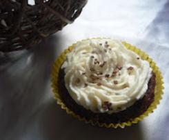 Cupcake chocolat et noix de coco (au mascarpone)