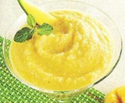 velouté de mangue