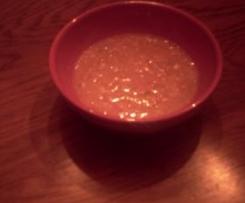soupe de ma grand mère