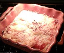 gratin pomme de terre et patate douce