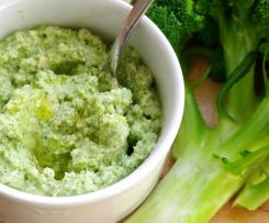 Houmous de brocoli