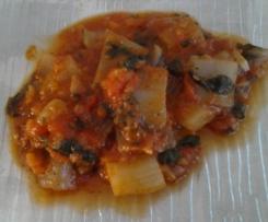 blettes à l'italienne