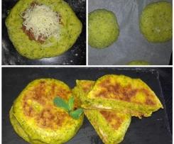 Petits pains marocain farcie
