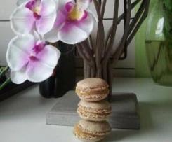 macarons fourrés confiture de lait
