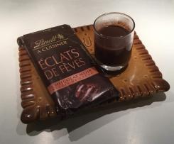 Crème chocolat façon danette