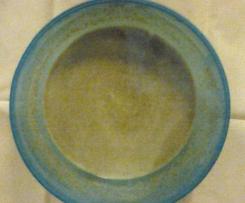 soupe butternut au roquefort