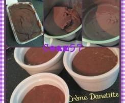 Crème au Chocolat (meilleure que la Danette) !!