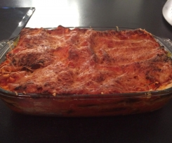 Gratin léger d'aubergines (ou en lasagne)