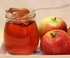 Gelée de pommes + pâte de fruit de pommes selon Gumsell Alsace