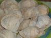 Pierogi (Raviole pomme de terre -fromage de chèvre-pignons de pin)
