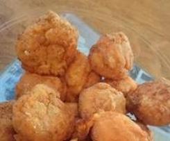 Cromesquis Pomme de terre carottes
