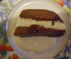 gâteau mousse 3 chocolats