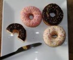 Donuts comme à la tv!!