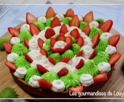Tarte Printanière
