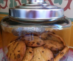 Cookies Raisin secs Cannelle