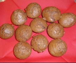 Muffins végétaliens (vegan)