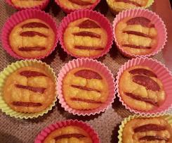 Cakes potimarron chorizo