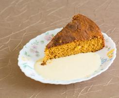 Gâteau au sucre de fleur de coco