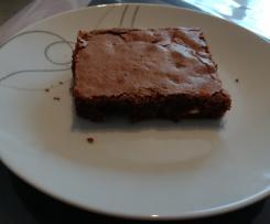 Brownies aux caramels beurre salé