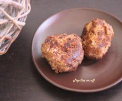 Boulettes de boeuf aux noix de cajou